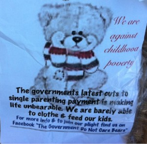 The Government do Not Care Bears