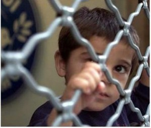 Official figures show that as of 10 June 2013, there are over 1,850 child refugees being detained in Australia.