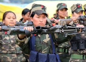 Nepalese Maoists waged a heroic struggle against the capitalist-landlord regime for over a decade from 1996. However, the aspirations of the pro-communist masses have been betrayed by the Maoist leaders' program of taking governmental office to administer the capitalist state.