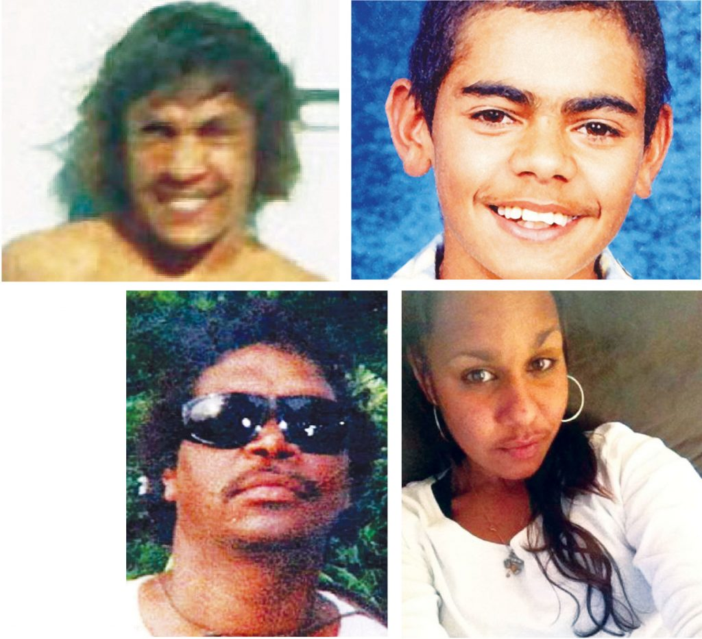 "The Australian capitalist regime that attacks the DPRK over ""human rights"" has overseen the death of over 500 Aboriginal people in state custody since 1980. Some of the more well-known cases of Aboriginal people being outright murdered by racist police or killed as a result of racist treatment while in custody include: Eddie Murray (Top Left) who was killed by police in June 1981 in Wee Waa, northern NSW, within an hour of being arrested (merely for being allegedly drunk); 17 year-old TJ Hickey (Top Right) who in February 2004 was chased by racist police in Redfern who then rammed his bicycle causing him to fly through the air and be impaled on a fence; Mulrunji Doomadgee (Bottom Left) who was barbarically beaten to death by racist police officer Chris Hurley in Palm Island in November 2004 and Julieka Dhu (Bottom Right) who while imprisoned in WA's South Hedland watch house in August 2011 was repeatedly denied medical assistance by racist police as she cried out for help. When eventually taken to hospital on two occasions she never got to see a doctor as police lied to hospital staff that, ""she was faking it."" She eventually died as a result of this torture-like denial of medical assistance 48 hours after being jailed for unpaid fines."