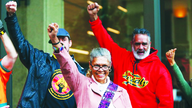 27 August 2015: Key Aboriginal activists spearheading RATE confident as the struggle heads towards securing gains for affordable housing for Aboriginal people.